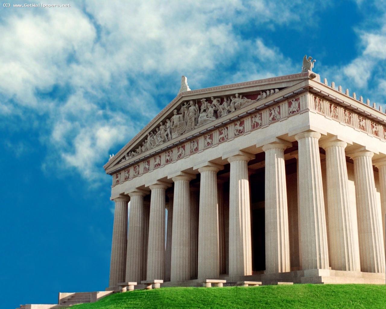 parthenon the masterpiece of greek architecture